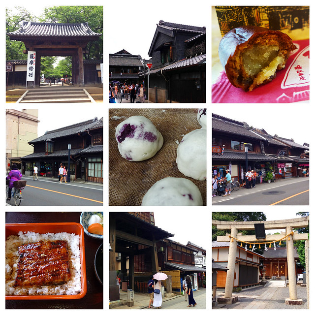 collage Kawagoe Day Trip - Tobu Koedo Bus Loop