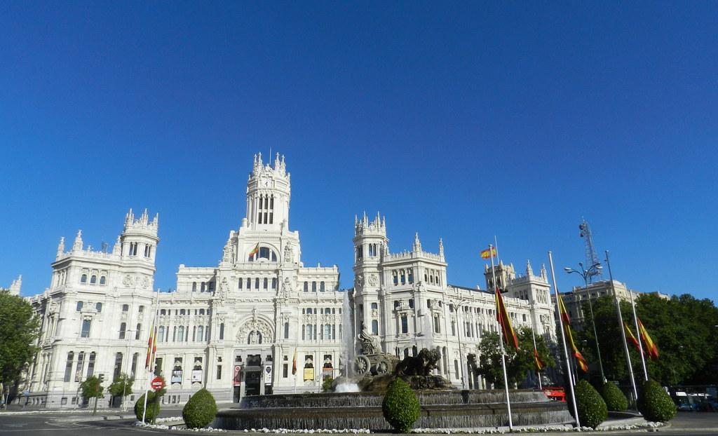 Madrid Palacio De Comunicaciones 01 Visita Micamara Es Mad