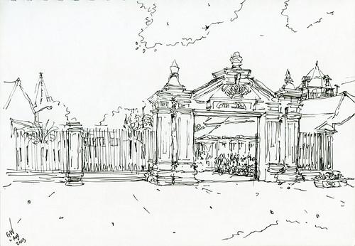 Surakarta - Gate