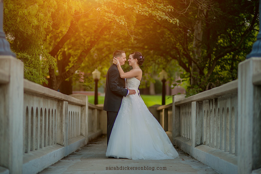 Emporia Kansas wedding photos