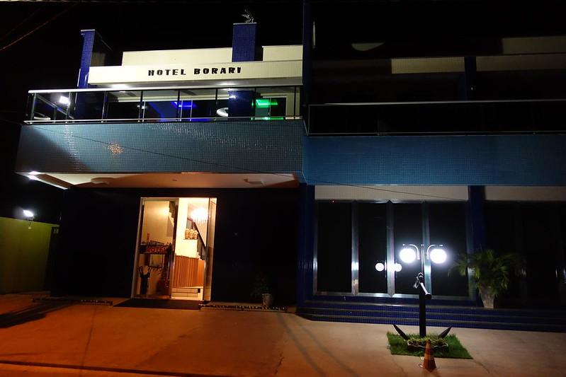 Hotel Borari em Alter do Chao Para Brasil