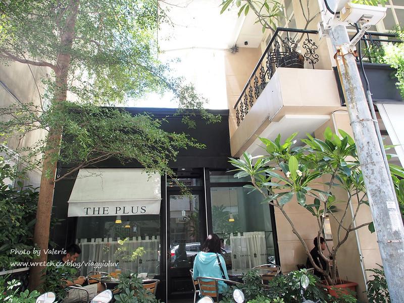 【高雄Kaohsiung】The plus 樂加廚房在小庭園享受歐式早午餐