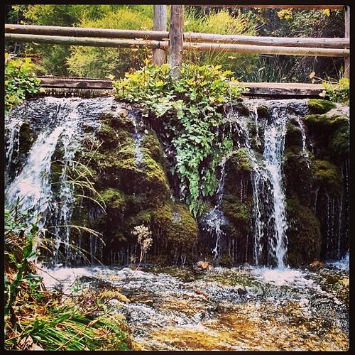 #rinconesrurales, el batán de #bogarra de visita obligada #landscape #waterfall #albacete #clm #tourismspain
