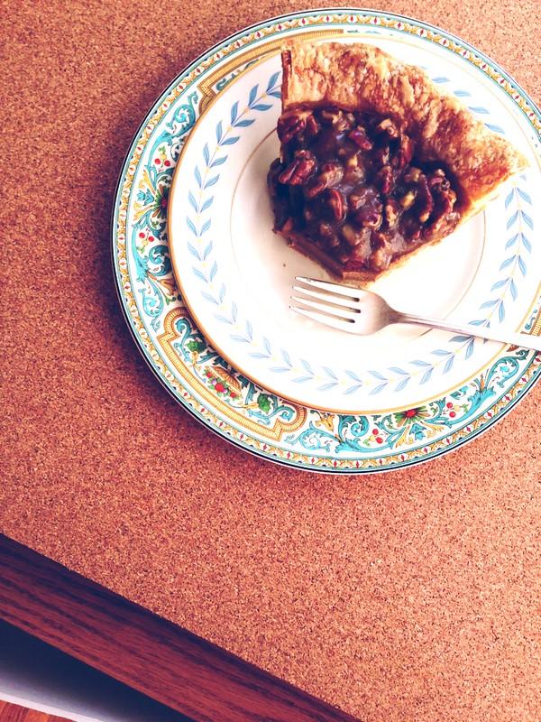 summertime pumpkin pie