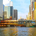 Chicago River by Pink Kitty Studios Adrienne Cragnotti
