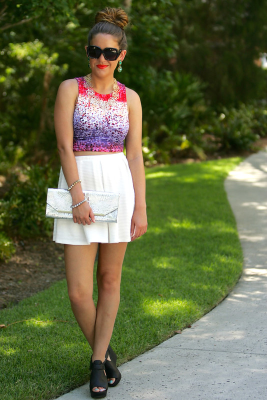 style tab, fashion blogger, crop top, how to wear, nordstrom sale