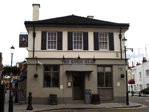 Kings Head, Earl's Court, London SW5