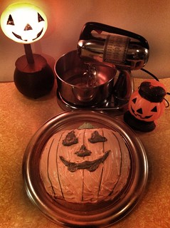 Dormeyer Silver-Chef Halloween Cake