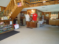 Cardinal Hills Golf Course inside of clubhouse