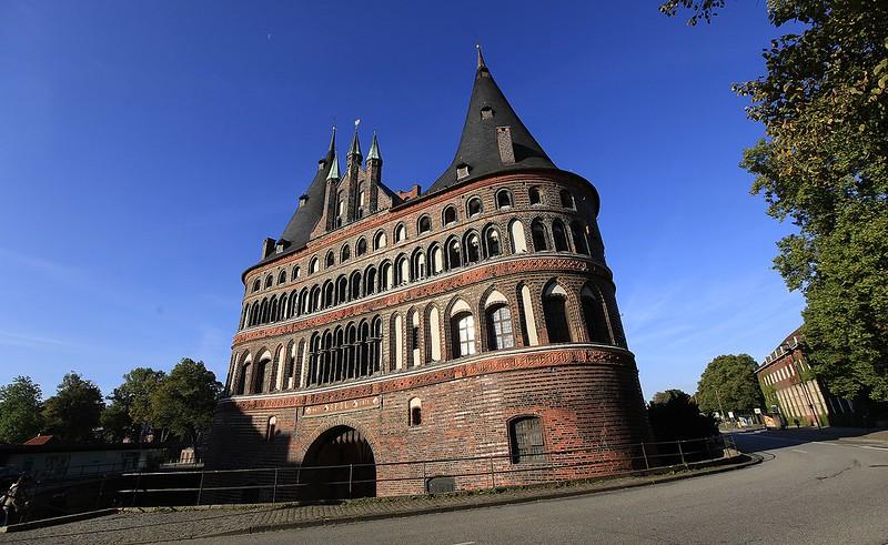 荷爾斯登城門