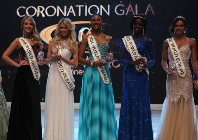 Miss World 2013 Coronation Gala