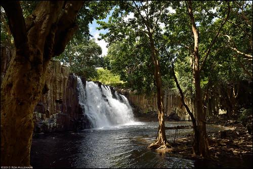 landscape scenery mauritius rochesterfalls