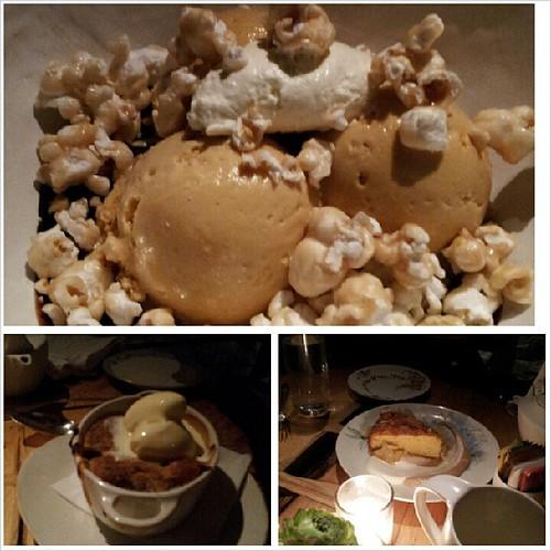 desserts from @abckitchen - to die for! #aveeno #AveenoAmbassador #NYC