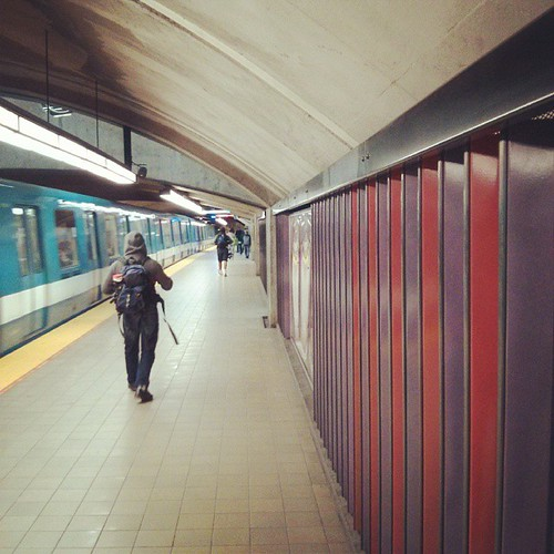 Station PARC #Montreal