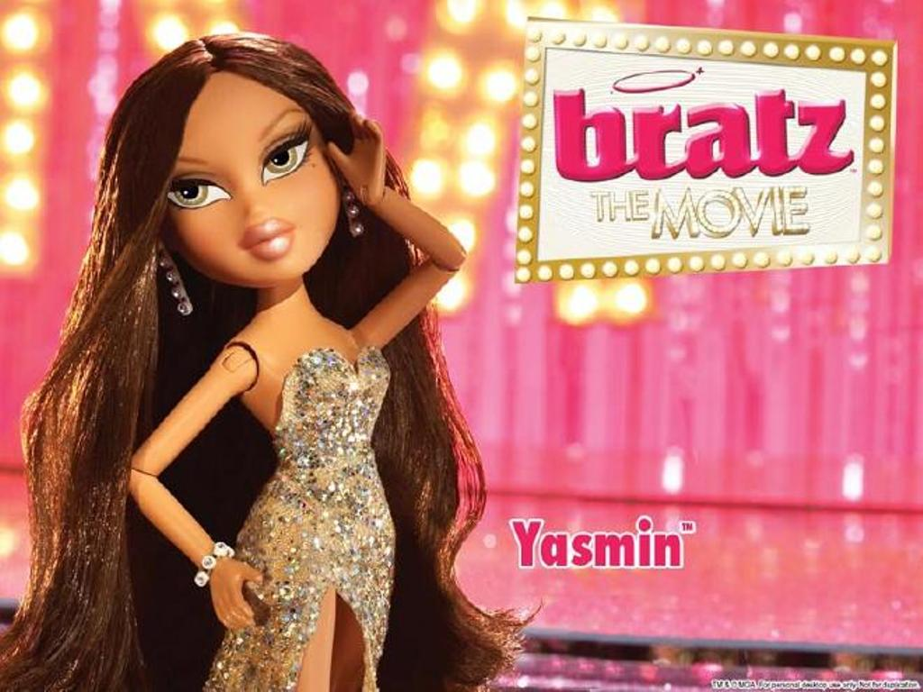 bratz the movie yasmin doll - photo #2