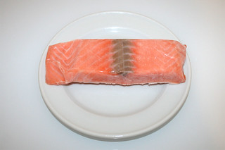 08 - Zutat Lachs / Ingredient salmon