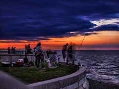 Pesca nocturna - Night fishing