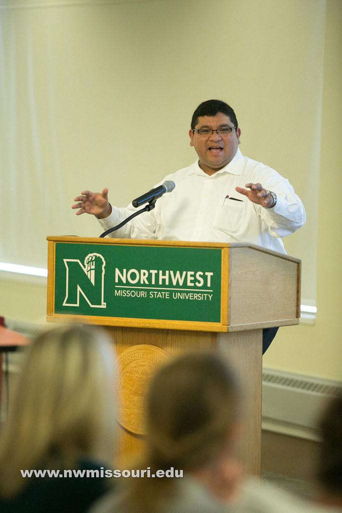 Ploghoft Lecture: Juan Rangel & Donnelly College's Gateway to College Program