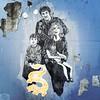 Bruce Lee #WheatPaste #StreetArt