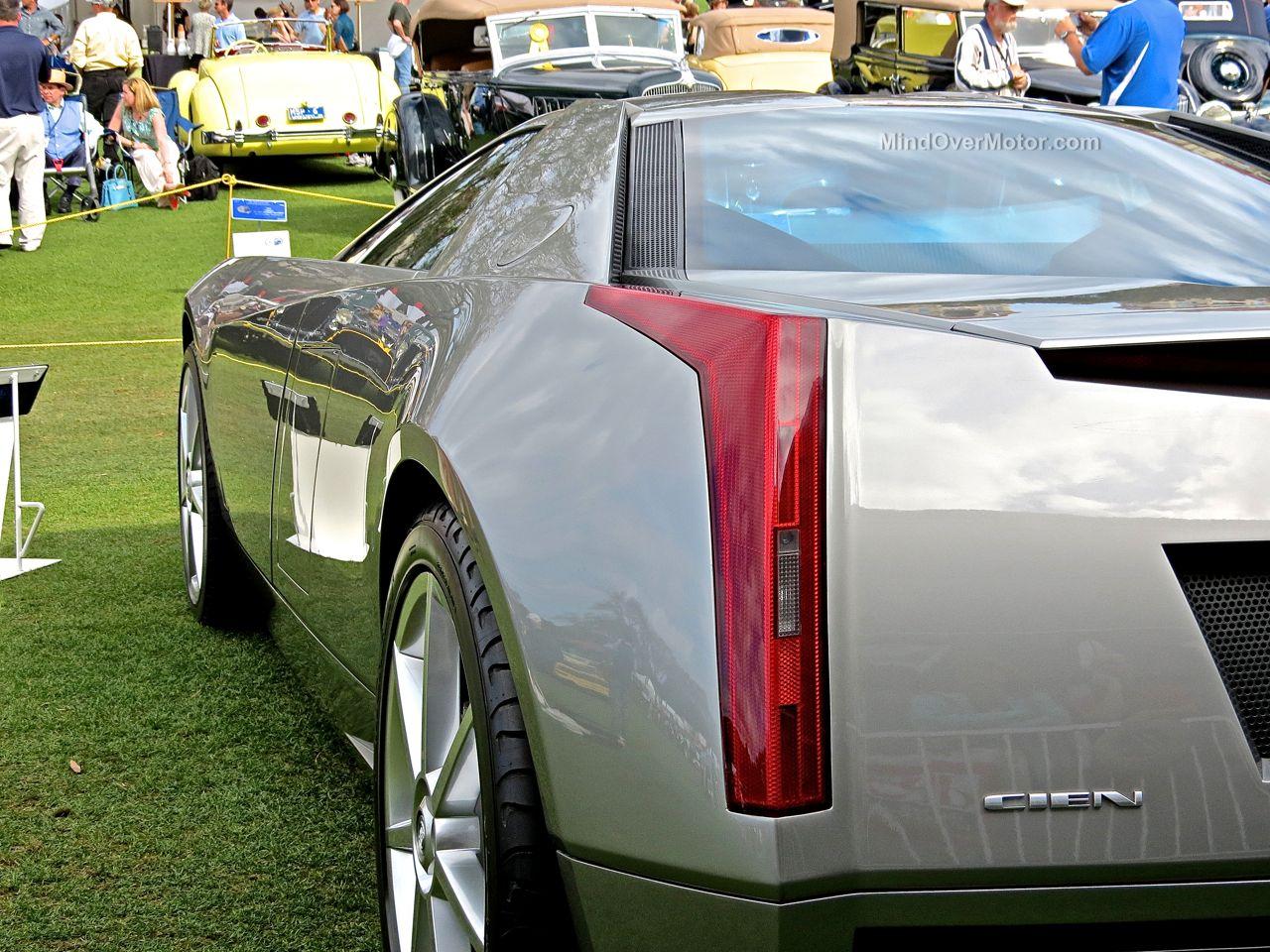 Cadillac Cien Amelia Island 5