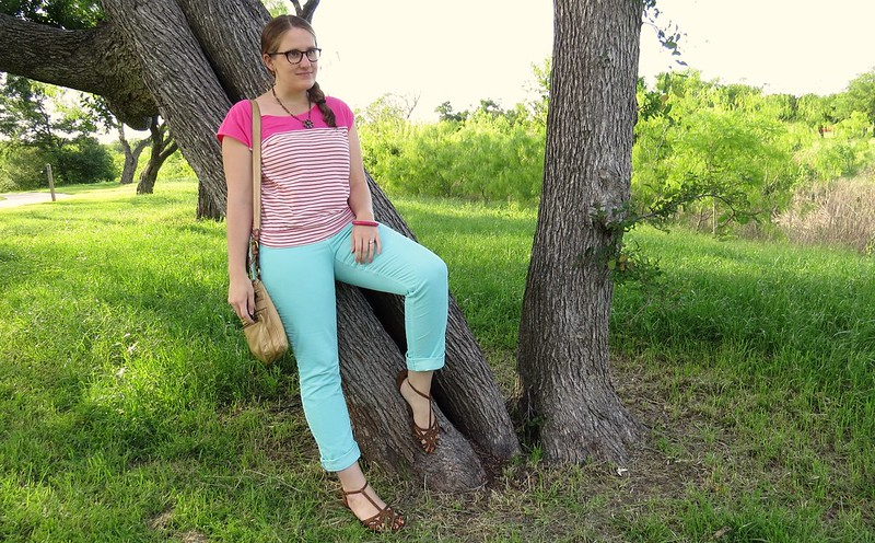 Thrift Style Thursday: Stripes