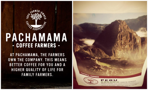 Featured Single-Origin Coffee from Pachamama