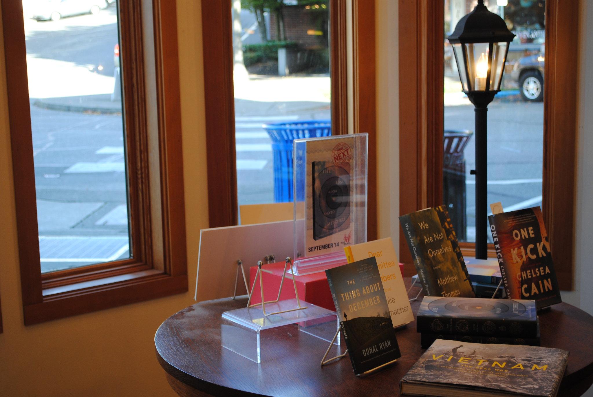Window Nook at Village Books