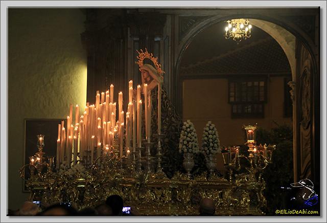 Semana Santa en Málaga. Cofradia de Viñeros (7)