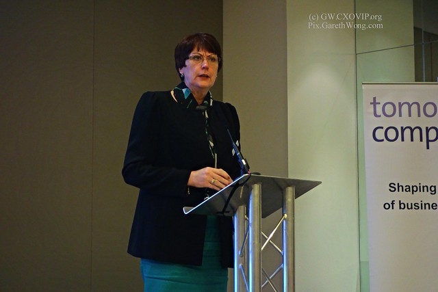 judith hackitt Chair Health & Safety Executive HSE at Tomorrow's Risk Leadership report launch from RAW _DSC8379