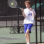 Dreher Varsity Tennis May 5, 2015