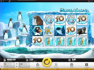 Penguin Splash Slot Machine