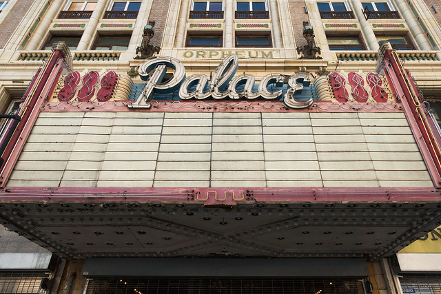 Palace Theatre (1911), 630 S Broadway, view09, Downtown, Los Angeles, CA, USA
