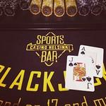 Tänään erikois #Blackjack-pöytä auki kasinon vastaanoton vieressä klo 17-22. Minimi 5€ ja maksimi 50€ #casinohelsinki #blackjacksm #pöytäpelit #kasinopelit #munrahis