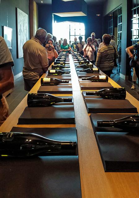 Skouras winery tour