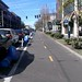 two-way cycle track on Broadway E. by citymaus