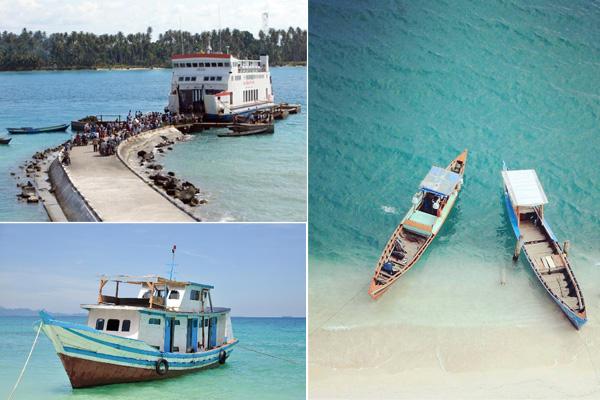 Kapal Pulau Banyak