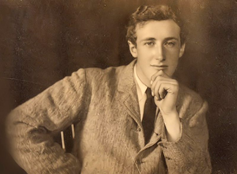 Denys Finch Hatton c. 1915