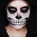 Skull by Malia León 