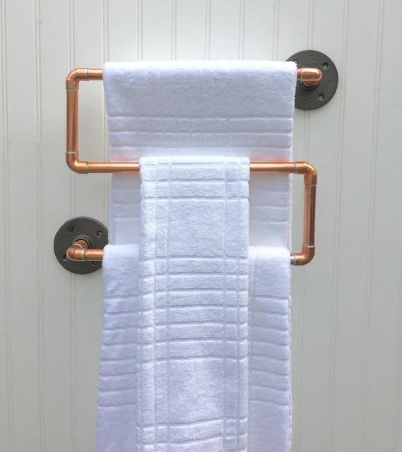 S Shape Towel Rod