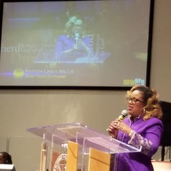 Pastor Linda Willis  Victory in The Last Seconds Mark 6:46-52  And when he had sent them away, he departed into a mountain to pray.  And when even was come, the ship was in the midst of the sea, and he alone on the land.  And he saw them toiling in rowing