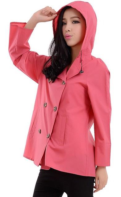 Raincoat Beauty