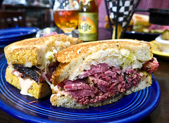 photo - The Refuge, Reuben Sandwich