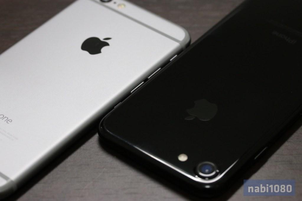 iPhone 7 ジェットブラック05