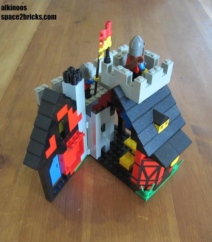 Set Lego 6067 p12