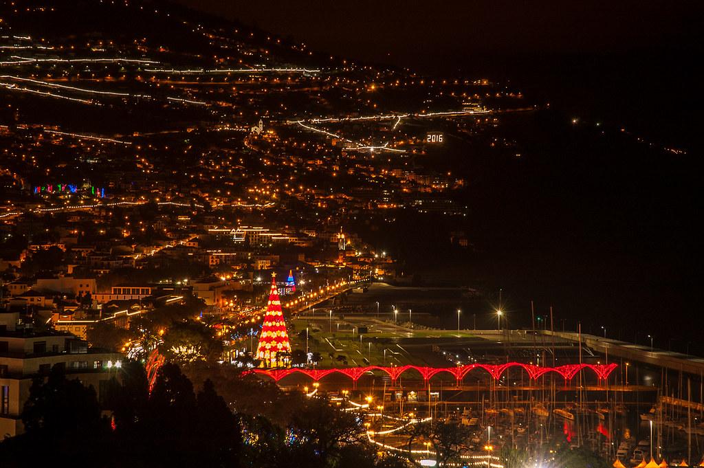 Funchal Christmas Lights