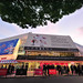 MAPIC 2016 - ATMOSPHERE - OUTSIDE - PALAIS DES FESTIVALS AT NIGHTFALL