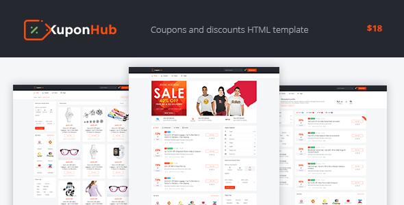 Kuponhub v1.0 - Affiliate Coupons and Discounts