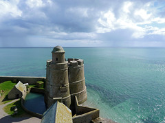 Le Fort Vauban à Tatihou (Manche-FR) by levaletfrancois