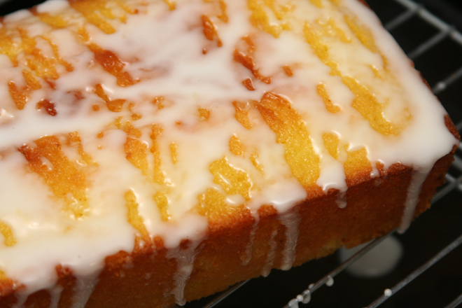 lemon pound cake 5