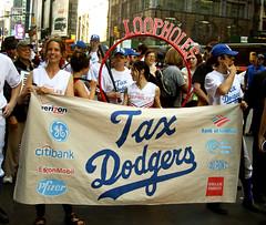 Tax help, Tax Dodgers
